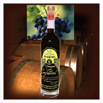 AOC red wine VINEGAR 50 cl