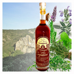 6 herbs VINEGAR 50 cl